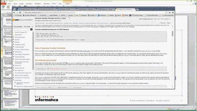 AWS signature format and advantage