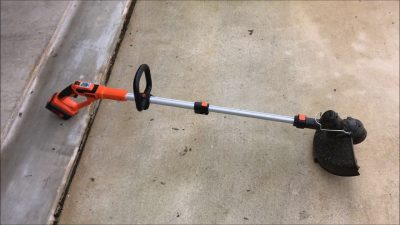 Four Reasons Why People Like Black & Decker String Trimmer