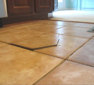 Four common causes for floor damage in the home