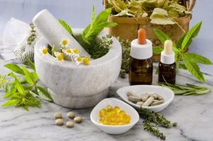 What is the importance of organic medicine?