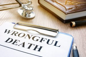 What should you do if actions taken by an assisted living facility led to wrongful death?