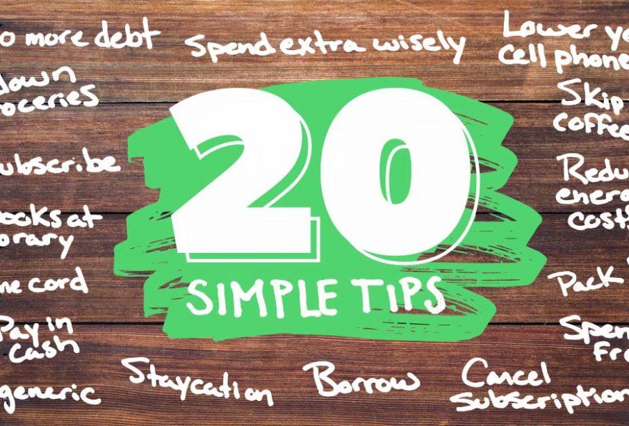 How To Start Saving Smart This Year
