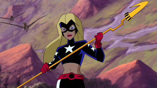 Satisfy Your Superhero Craving With DC's Stargirl